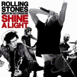 Rolling Stones - Shine A Light CD Cover Art