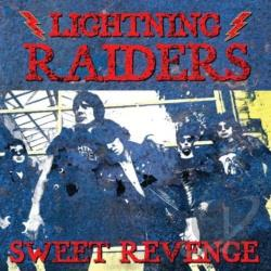 Lightning Raiders - Sweet Revenge CD Cover Art