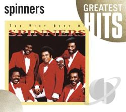Spinners - Very Best of the Spinners CD Cover Art