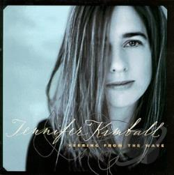 Kimball, Jennifer - Veering From The Wave CD Cover Art