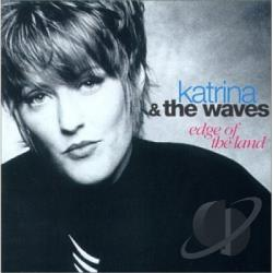 Katrina & The Waves - Edge Of The Land CD Cover Art
