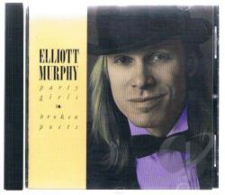 Murphy, Elliott - Party Girls/Broken Poets CD Cover Art