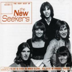 New Seekers - World of the New Seekers CD Cover Art