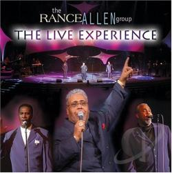 Allen, Rance - Live Experience CD Cover Art