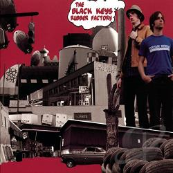 Black Keys - Rubber Factory CD Cover Art
