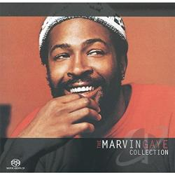 Gaye, Marvin - Marvin Gaye Collection CD Cover Art