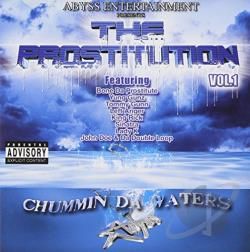 Prostitution - Chummin da Waters CD Cover Art