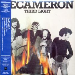 Decameron - Third Light CD Cover Art