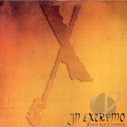 In Extremo - Kein Blick Zuruck CD Cover Art