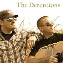 Detentions - Detentions CD Cover Art