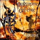 Porcupine Defense - Splinter CD Cover Art