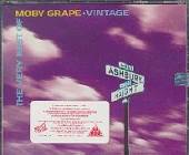 Moby Grape - Vintage - The Very Best Of Moby Grape CD Cover Art
