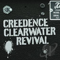 Creedence Clearwater Revival - Creedence Clearwater Revival CD Cover Art