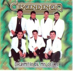 Descendencia - Lagrimitas De Mis Ojos CD Cover Art