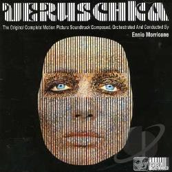 Veruschka CD Cover Art