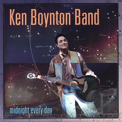 Boynton, Ken - Midnight Every Day CD Cover Art