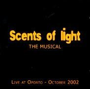 Scents Of Light CD Cover Art