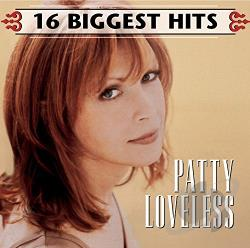 Loveless, Patty - 16 Biggest Hits CD Cover Art