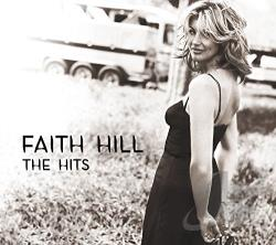 Hill, Faith - Hits CD Cover Art