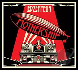 Led Zeppelin - Mothership CD Cover Art