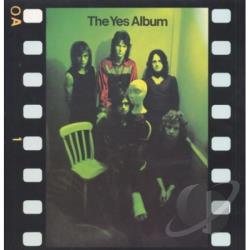 Yes - Yes Album LP Cover Art