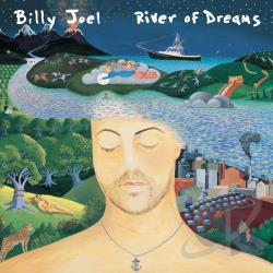 Joel, Billy - River of Dreams CD Cover Art