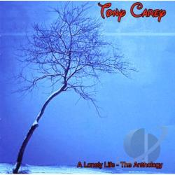 Carey, Tony - Lonely Life - The Anthology CD Cover Art