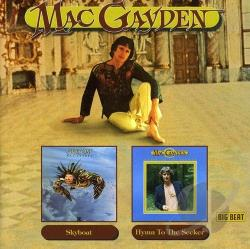 Gayden, Mac - Skyboat/Hymn to the Seeker CD Cover Art