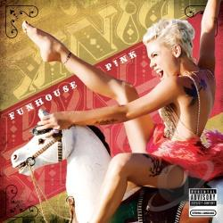 Pink - Funhouse CD Cover Art