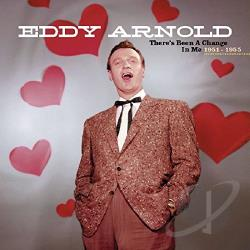 Arnold, Eddy - There's Been a Change in Me (1951-1955) CD Cover Art