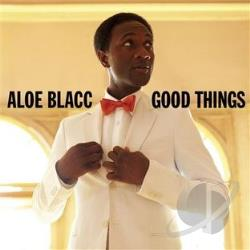 Aloe Blacc - Good Things CD Cover Art