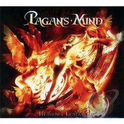 Pagan's Mind - Heavenly Ecstasy CD Cover Art
