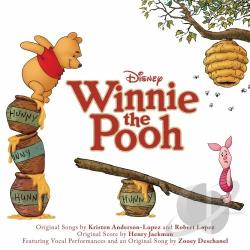 Disney - Winnie the Pooh CD Cover Art