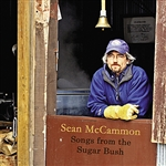Sean McCammon - Songs From The Sugar Bush DB Cover Art