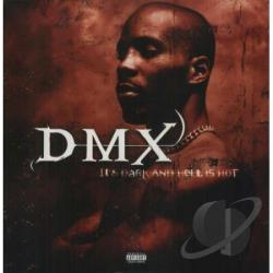 Dmx - It's Dark & Hell Is Hot LP Cover Art