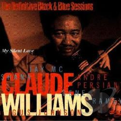 Claude Fiddler Williams - My Silent Love CD Cover Art