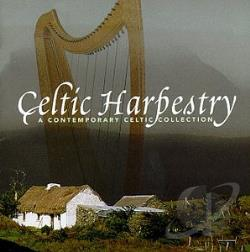Celtic Harpestry: A Contemporary Celtic Collection CD Cover Art