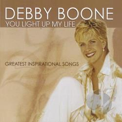 Boone, Debby - You Light up My Life: Greatest Inspirational Songs CD Cover Art