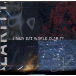 Jimmy Eat World - Clarity CD Cover Art
