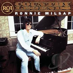 Milsap, Ronnie - RCA Country Legends CD Cover Art