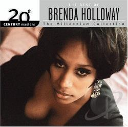Holloway, Brenda - 20th Century Masters - The Millennium Collection: The Best Of Brenda Holloway CD Cover Art
