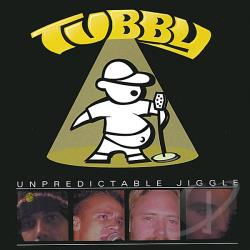 Tubby - Unpredictable Jiggle CD Cover Art