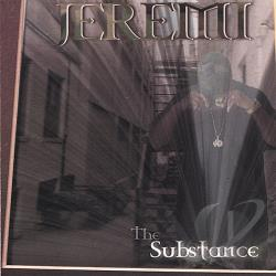Jeremi - Substance CD Cover Art