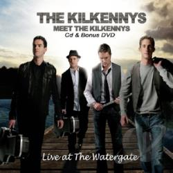 Kilkennys - Meet The Kilkennyslive CD Cover Art