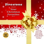 Firestone Your Favorite Christmas (WMB Records, LLC) DB Cover Art