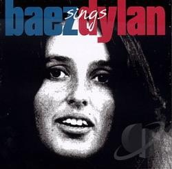 Baez, Joan - Vanguard Sessions: Baez Sings Dylan CD Cover Art