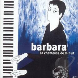 Barbara - La Chanteuse De Minuit, Vol. 1 CD Cover Art