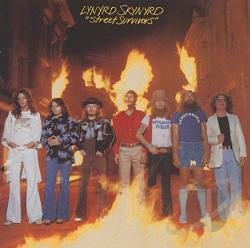 Lynyrd Skynyrd - Street Survivors CD Cover Art