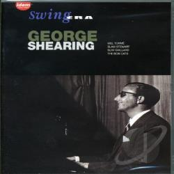 Shearing, George - Swing Era DVD Cover Art