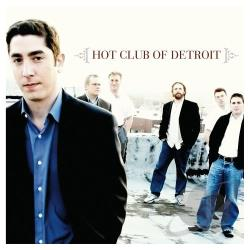 Hot Club Of Detroit - Hot Club of Detroit CD Cover Art